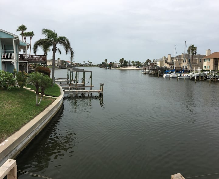 Newly remodeled Water front Townhouse