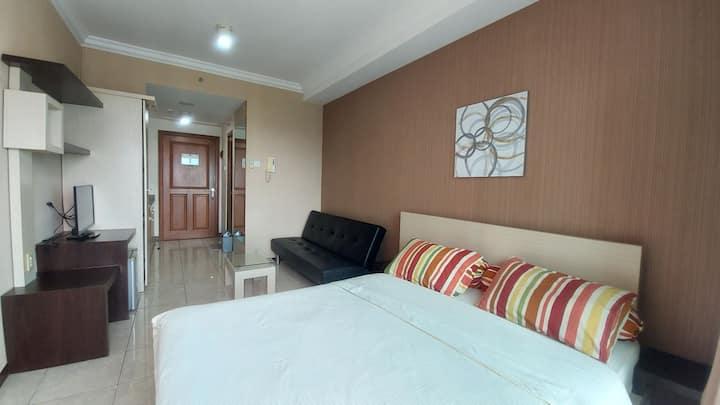 26th floor Studio Galeri Ciumbuleuit Apartement 1