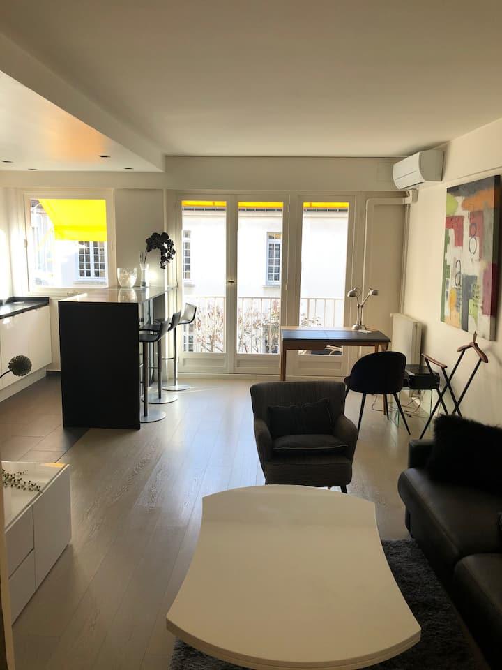 Appartement 16e arrondissement • Victor Hugo