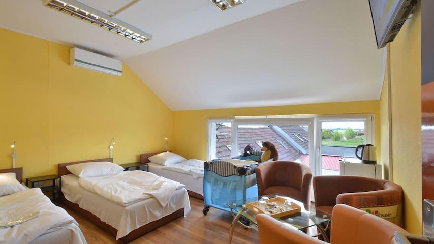 Fortisline pokoje do wynajęcia pokój nr 4