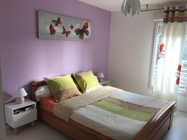 Joli appartement cosi et bien situé - Décines-Charpieu - Apartment