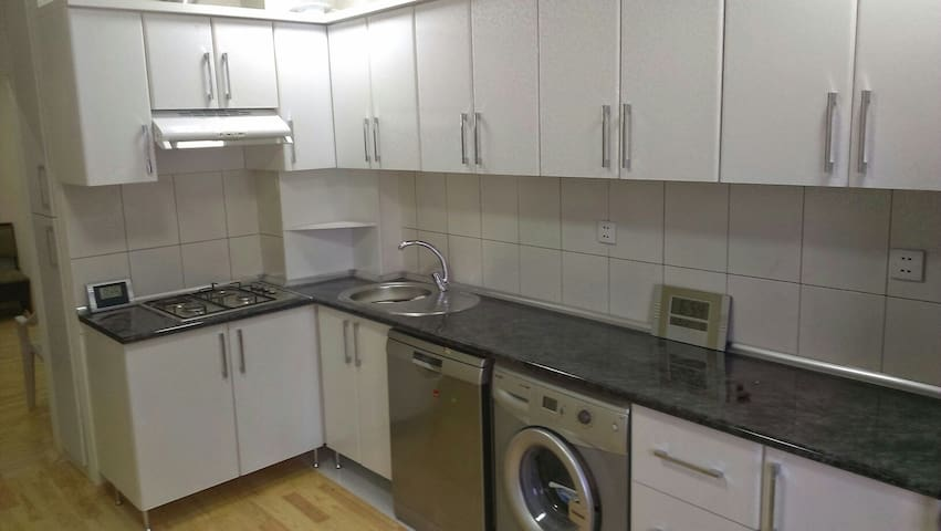 2 bedroom, well furnitured flat - Baku