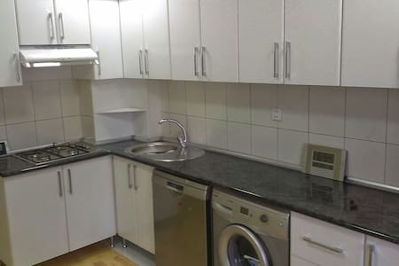 2 bedroom, well furnitured flat