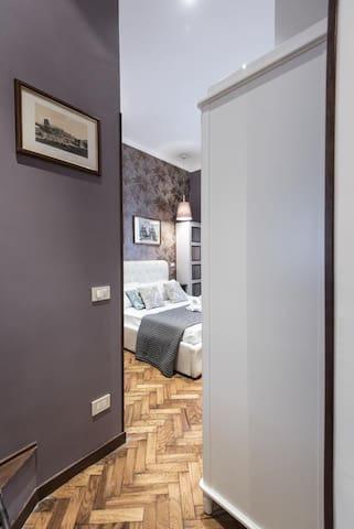 "SUITE SUPERIOR Double Room "" PIAZZA DI SPAGNA """