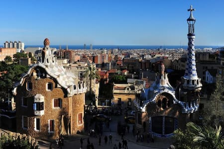 Single room in the heart of Gracia - Barcelona - Appartement