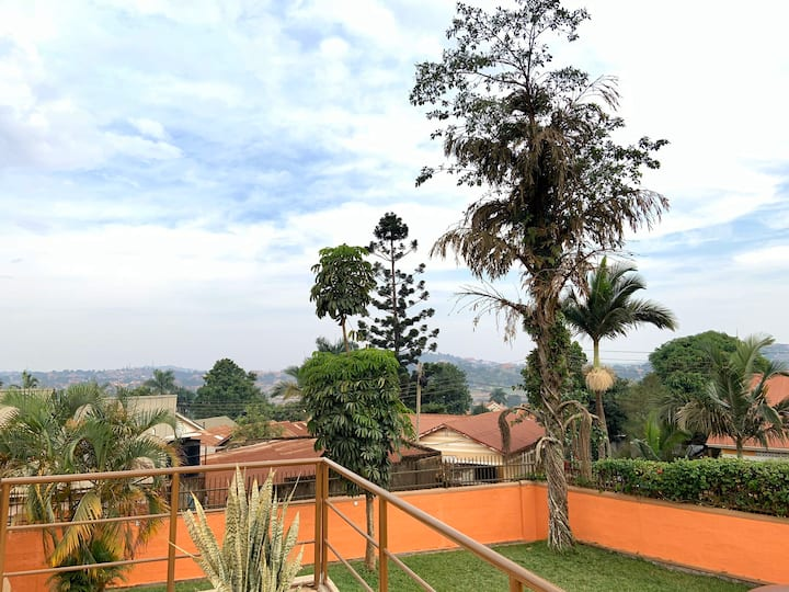 Peace and Quiet with in Kampala City in Bukoto