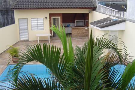 ALUGO CASA ALTO PADRÃO COM PISCINA - 圣保罗 - 独立屋