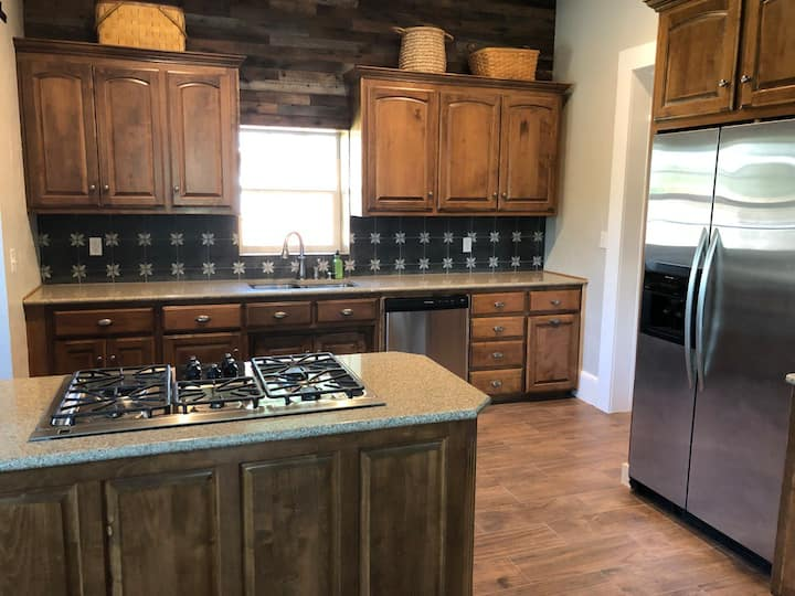 Centrally located newly remodeled craftsman home