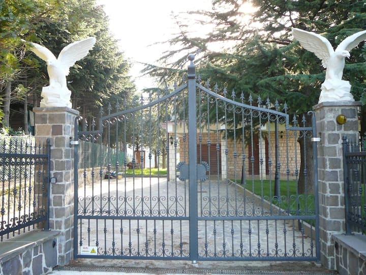 casa delle Aquile