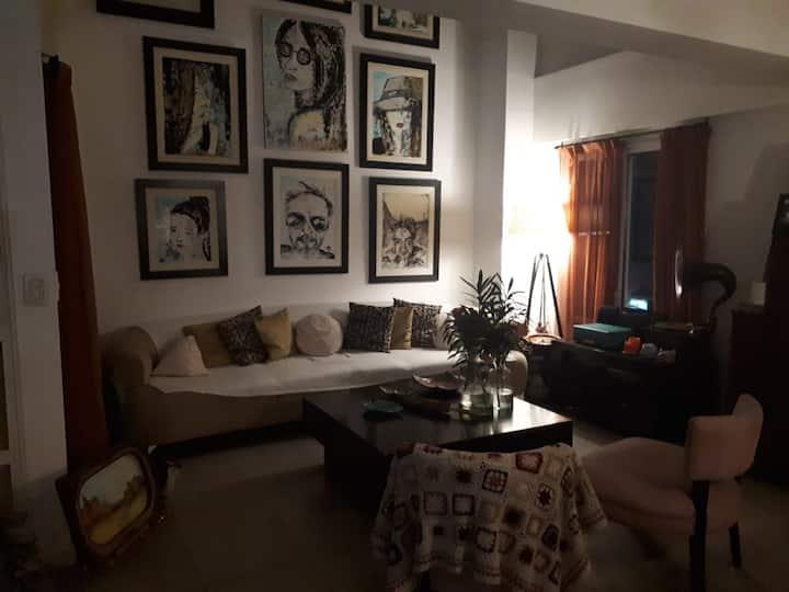 Triplex apartment at condominium PILAR