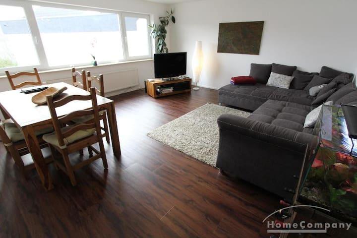 2 zi.  Wohnung  nähe Köln/Bonn ab 650€/Monat VB - Siegburg - Leilighet