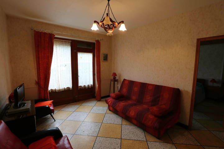 Petit appartement au pied des montagnes - Saint-Firmin - Lägenhet