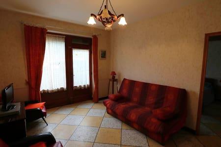 Petit appartement au pied des montagnes - Saint-Firmin