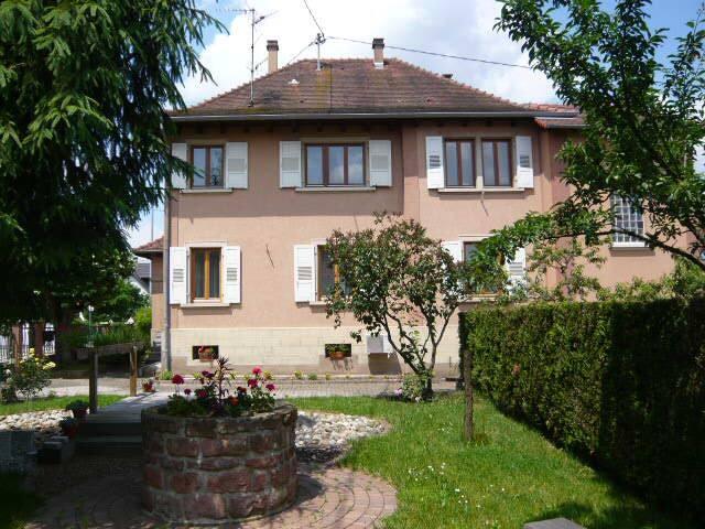 Appartement privé dans une maison - Marienthal - Talo