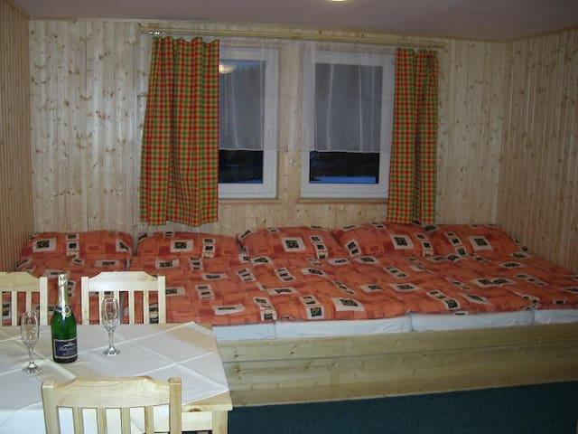 Ubytování v horské vesničce A - Jáchymov - Byt