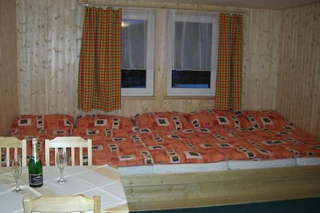 Ubytování v horské vesničce A - Jáchymov - Wohnung