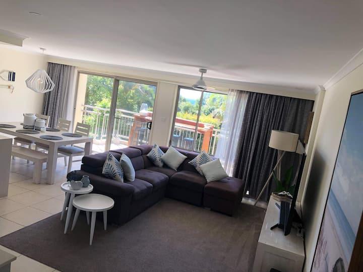 Luxury Resort Apartment at Flynn's Beach Resort
