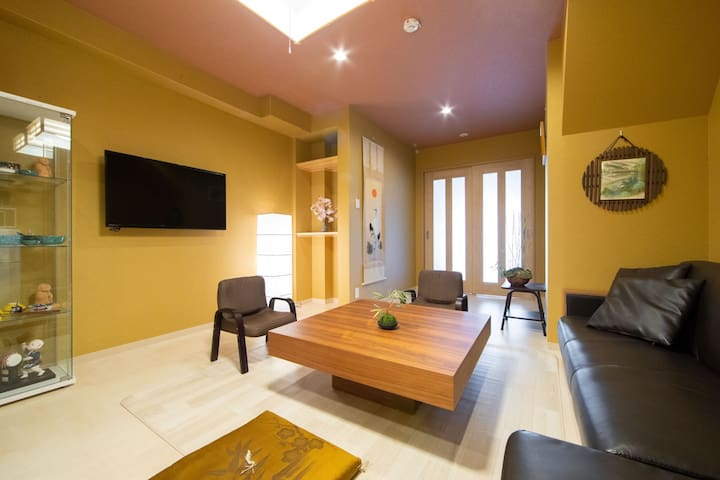 Samurai suite ⑵ 1 min JR st! near the toei studio!