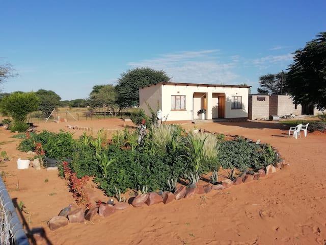 Private Room Oasis on Botswana-Namibia Border