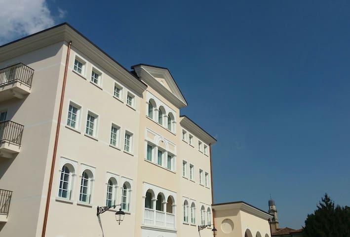 appartamento nuovo parcheggio free - Venetsia