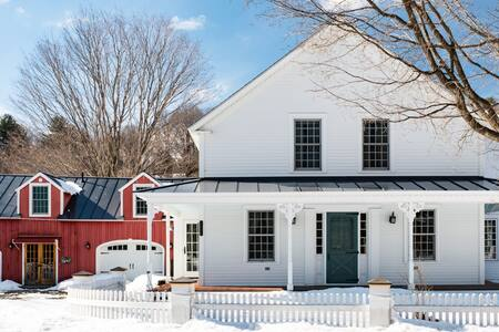 Weatherhead Hollow Farmhouse