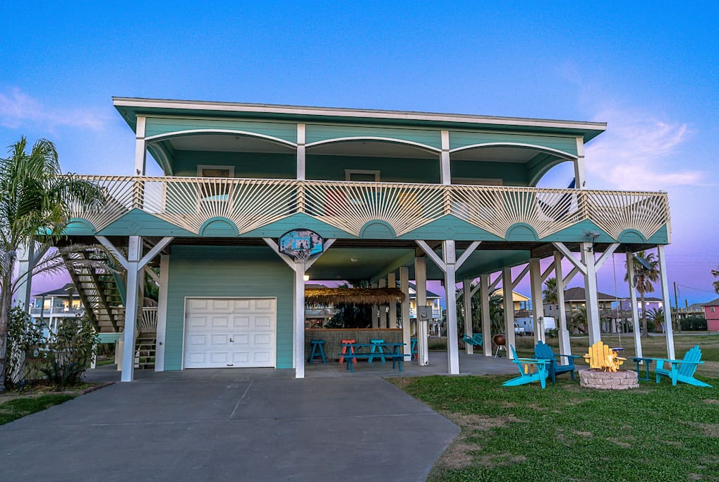 My Bahama-Crystal Beach, TX - Houses for Rent in Crystal ...