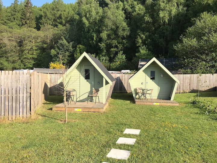 Glamping Pod B, Balmaha (Pet Friendly)