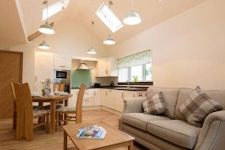 The Bullpen, Spoutwells Holiday Cottages, - Stranraer