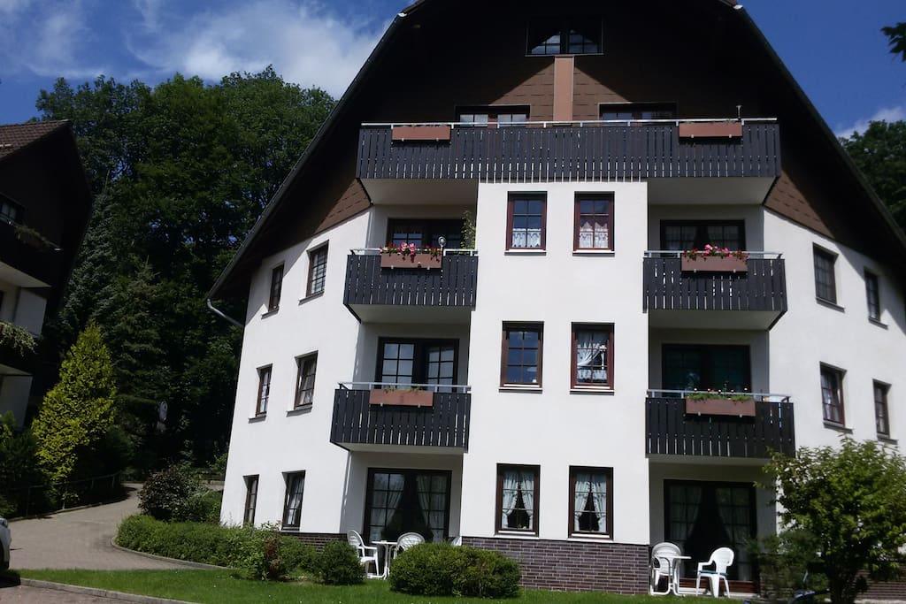Haus Sachsensteinblick