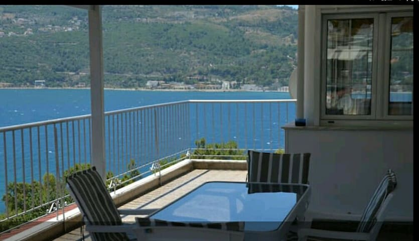 View to the sea - Samos - Apartament