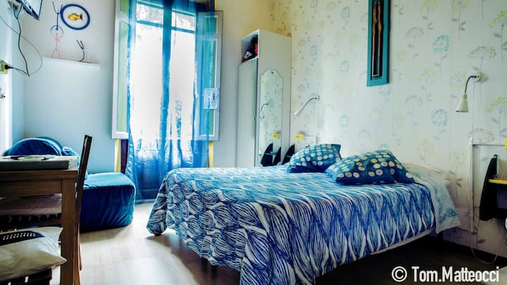 Eco-bedroom 2 steps from Florence