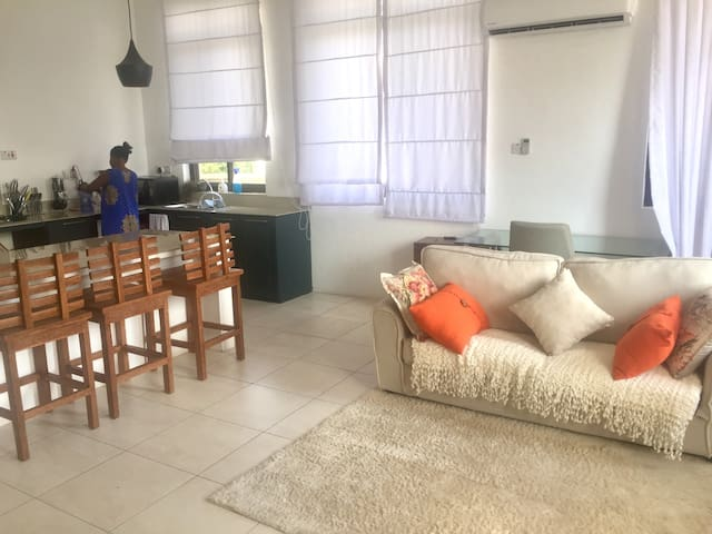 SWALA HOME (Bachelor two bedroom  apartment)
