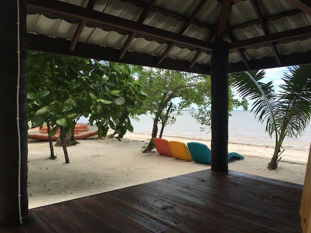 Kampong Dedaun - Belitung Regency - Domek gościnny