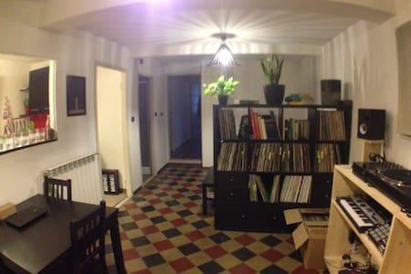 Stanza in appartamento centro storico - Brescia
