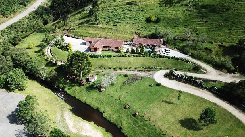 Casa de Campo em Rancho Queimado