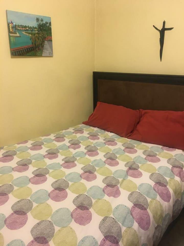 Bedroom in Queens
