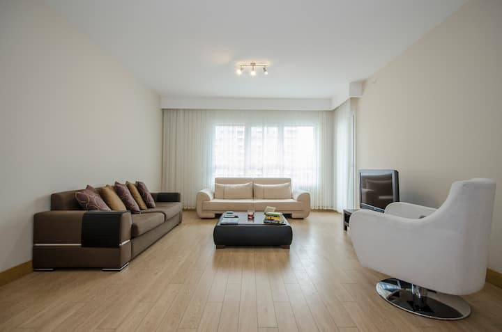 New Residence near Mall of Istanbul and Starcity