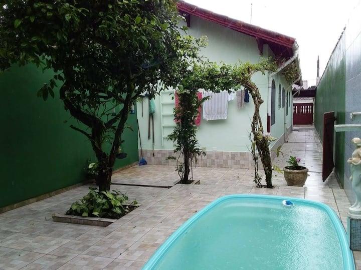 Casa na Praia de Agenor de Campos Mongaguá