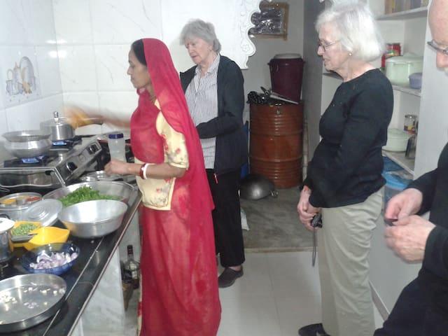 Sadhana's Home Udaipur