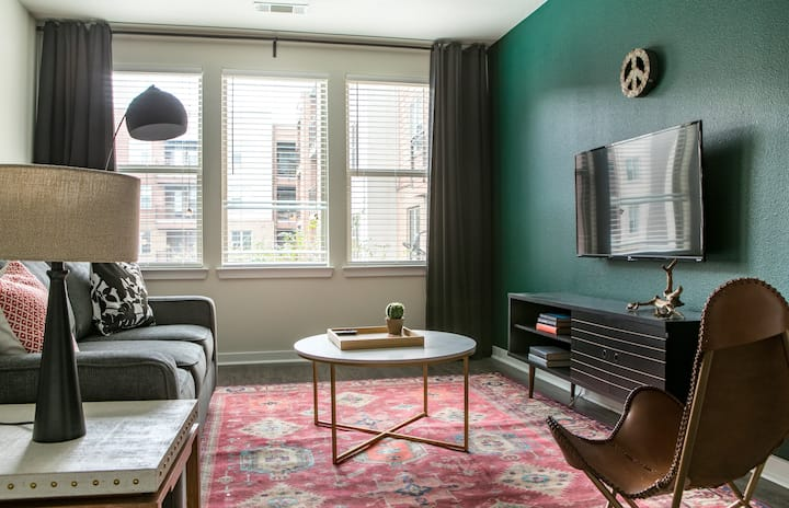 WanderJaunt | Soren | 1BR | South Congress