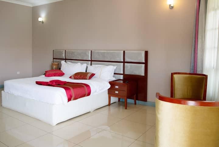 Suite Double room (Orient Park Hotel)