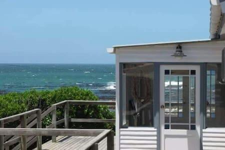 Seafront Holiday Home - Kleinbaai - Van Dyks Bay