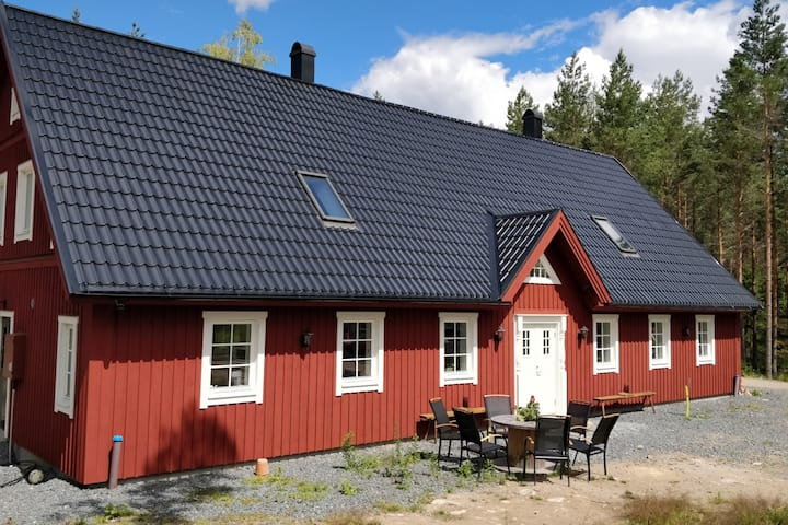 Hagablänket -The perfect house for the big family!