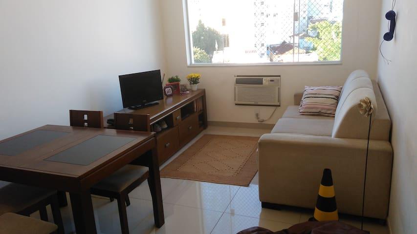 Amazing! The best room in Laranjeiras neighborhood - Rio de Janeiro - Huoneisto