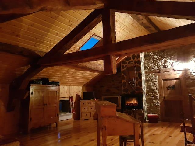 Maison station de ski à 5 km de Formigueres