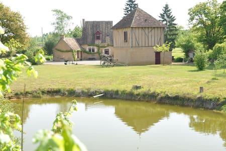 Chambre privée, indépendante (1) - Beaufay - Haus