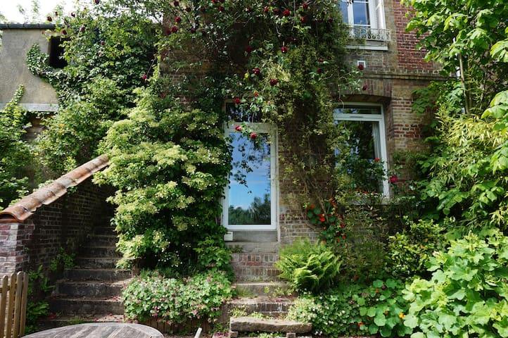 Maison avec vue magnifique, à 500m du centre - Dieppe - House