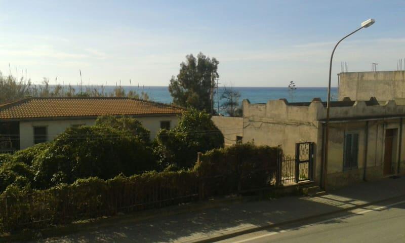 Nido vista mare - Palizzi Marina - Lägenhet