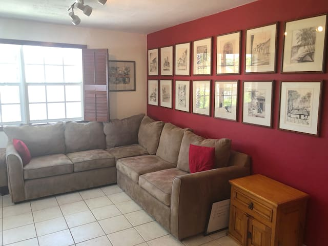 Coral way Miami the most  comfortable apartment