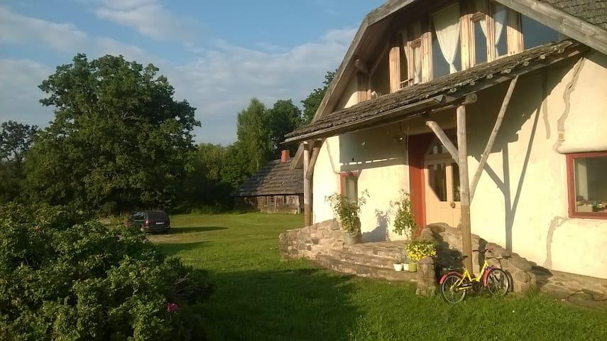 Krāģīši - Quiet and Simple Countryside Aura